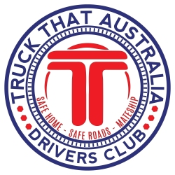 TRUCK That Australia Drivers Club logo